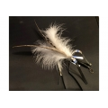Christmas Feather Twinkle Spinner Attachment - Fits PurrSuit, Frenzy & DaBird Rods
